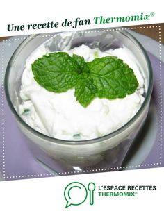 CONCOMBRE AU FROMAGE BLANC par lolita CASAS. Une recette de fan à retrouver dans la catégorie Plats végétariens sur www.espace-recettes.fr, de Thermomix®.