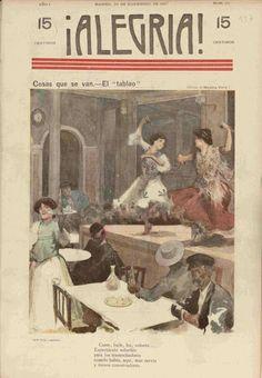 Alegría,  1907