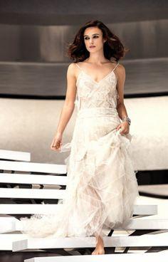 Keira Knightley w kampanii Chanel!