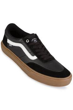 Vans Gilbert Crockett Pro 2 Schoen (black white gum) 59e4508b0