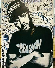 Behind Ear Tattoos, Rapper Art, Different Art Styles, Carthage, Hustle, Boys, Lace, Artworks, King