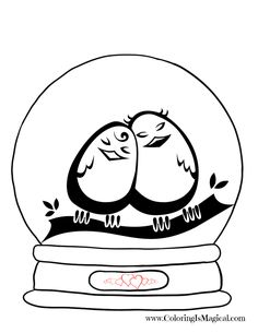 43 Best Free Valentine S Day Printable Coloring Pages Images In 2019
