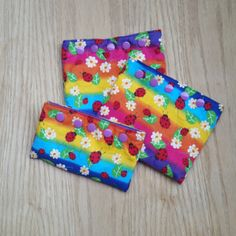 Reusable Snack and Sandwich Bags  Lunch Bag  by Sewing4Babies