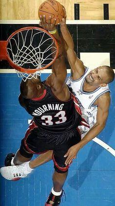 Alonzo Mourning - Miami Heat, 1995-2002, 2005-2008