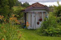 Hagehistorisk på Sveinhaug!