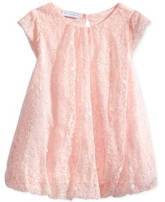 First Impressions Schiffli Bubble Dress, Baby Girls (0-24 months), Only at Macy's - Dresses - Kids & Baby - Macy's  #Easter #Gifts #Dress #Coupons