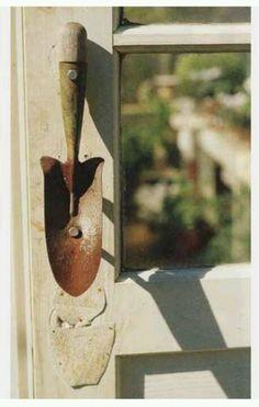 Garden knob