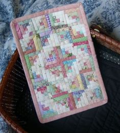 Made by oksewglad of Quilting Board with 3/4 inch scraps
