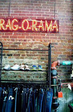 Recycle Your Wardrobe At Rag O Rama! Buy. Sell. Trade.
