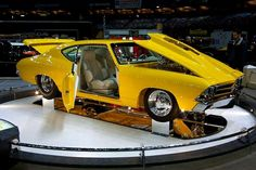 '69 Chevelle Show Car. Chevelle. Find parts for this classic beauty at restorationpartss...