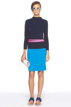 Pencil Skirt, belt