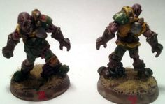 Blood bowl Nurgle Rotter