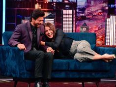 Anushka Sharma and Shah Rukh Khan recently made an appearance on 'Yaaron Ki Baraat' wherein they revealed an amusing episode from their first film 'Rab Ne Bana Di Jodi'.