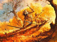 Jeff Easley // Award Winning TSR Dungeons and Dragons Artist
