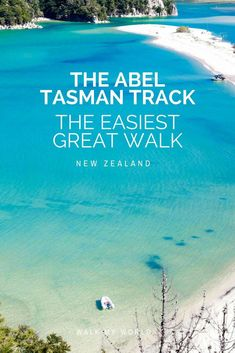 The Abel Tasman Track is the easiest Great Walk of New Zealand. Read this to see why it's also one of our favourites! New Zealand Itinerary, New Zealand Travel, Places To Travel, Travel Destinations, Places To Go, Kia Ora, Parks, New Zealand Adventure, New Zealand South Island