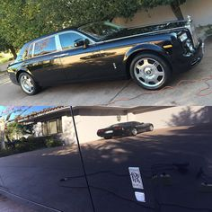 Mirror #shine! Early morning appointment Made this #rollsroyce #phantom with #autorunnersdetailing skills. #autorunners #detailing #detail #autodetail #cardetailing #mobiledetailing #luxurycars #luxury #artwork #phoenix #scottsdale #arizona #detailingdoneright #detailingworld #cool #money #moneyshot #best #cars #carporn #carsofinstagram #carshow