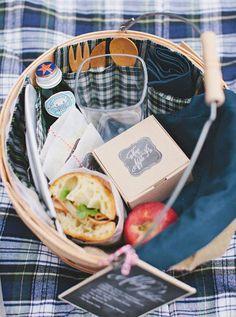 Trouvailles Pinterest: Pique-nique © diyready.com