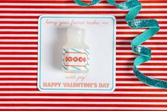 Are you in a rut trying to figure out a cute Valentine's Day card for you and your little one to DIY? Well we have got the perfect solutions for you! We have rounded-up some of the cutest cards for your kid to hand out this Valentine's Day.