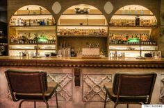 Δύο μπαρ της Αθήνας ξανά στη λίστα με τα 50 καλύτερα του κόσμου (και μάλιστα έχουν πάρει τα πάνω τους)