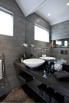The Gatekeepers Cottage - contemporary - bathroom - london - Boscolo Ltd