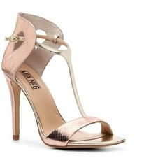 Searched high and low for this lovely rose gold shoe.