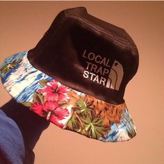 Local Trap Star bucket hat