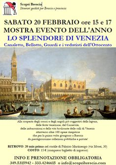 Mostra Lo Splendore di Venezia a Brescia http://www.panesalamina.com/2016/45087-mostra-lo-splendore-di-venezia-a-brescia.html