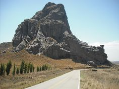 Cerro de la Montura, La Carolina, prov. de San Luis, Argentina
