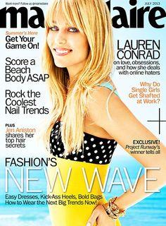 Lauren Conrad Bangs, I want that color too :)