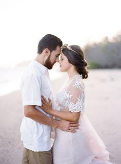 costa rica fine art film wedding photographer, destination