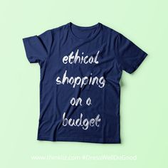Ethical fashion isn't cheap, and shopping ethically without breaking the bank can be a challenge.We've talked about the human cost of fast fashion, which may motivate you to WANT to purchase ethically, but it's hard to make the switch from a lifetime of deal hunting, bargains and sales. Shifting an entire ideology (cheaper is better)... Continue reading →