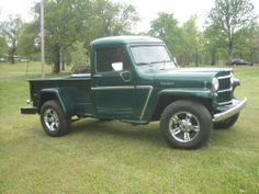 Jeep : Other 4X4 Pickup