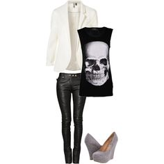 Untitled #35, created by chyankennedy on Polyvore