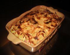 Hungarian potato & sausage gratin - CookTogether