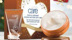 El regalo de #Avon en #Navidad para una piel hidratada,enriquecido con manteca de cacao para una nutrición exquisita