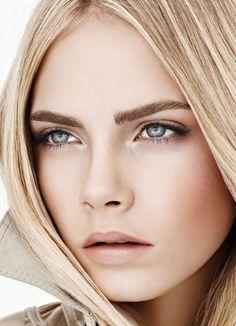 Summer nude makeup :: one1lady.com :: #makeup #eyes #eyemakeup