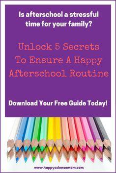 After School Snack   After School Routine   After School Activities For Kids   Extracurricular Activities   Homework Motivation   School Hacks   Mindfulness For Kids