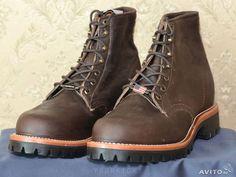 2a1be46f83d7 Классические ботинки CHIPPEWA оригинал, модель CLASSIC CRAZY HORSE 6