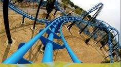 Lightning Run POV OMG Awesome Roller Coaster at Kentucky Kingdom