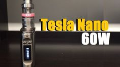 Tesla Nano 60w TC Mod Review | IndoorSmokers Vaping Devices, Vape, Projects To Try, Youtube, Shoes, Smoke, Zapatos, Electronic Cigarette, Shoes Outlet