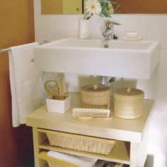 31 Creative Storage Idea For A Small Bathroom Organization   Shelterness