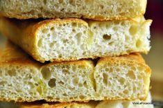 La Ricetta della Focaccia (Schiacciata) di Patate