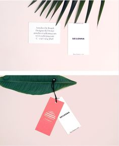 Seilenna Swimwear / by Verena Michelitsch Brand Packaging, Packaging Design, Branding Design, Logo Design, Logos, Logo Branding, Brand Identity, Layout Inspiration, Graphic Design Inspiration