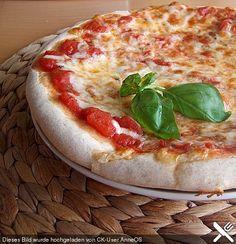 Leckerster Pizzateig