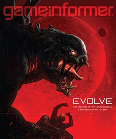 Left 4 Dead Creators Turtle Rock Unveil Evolve Well... this looks interesting.  #TurtleRock #Evolve #Gaming