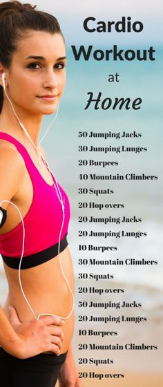 30 minute indoor no equipment cardio workout.