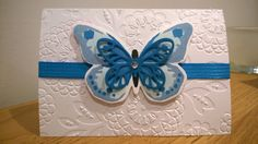 CraftyCarolineCreates: Watercolor Wings, Card Ideas; Stampin' Up UK Watercolour Wings