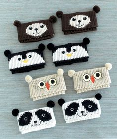 Bootie Cuties Animal Boot Cuffs