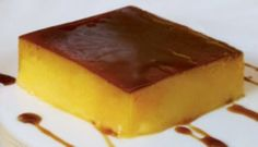 "Tocinillo del Cielo - Hispanic Kitchen ""This dessert is quintessentially Spanish, with its origins in Andalusia in the Middle Ages. The first mention of it dates back to 1324, when it is said nuns in Jerez de la Frontera first made this simple confection with egg yolks and sugar."""