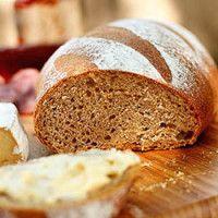 Pão com fermentação natural [ou pain au levain]